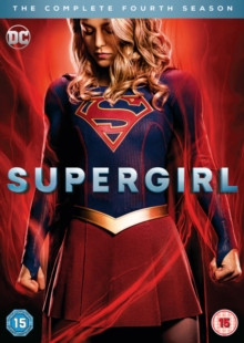 Supergirl: The Complete Fourth Season, DVD DVD