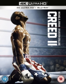 Creed II, Blu-ray BluRay