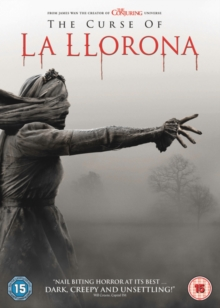 The Curse of La Llorona, DVD DVD
