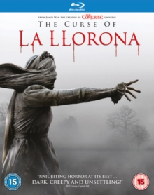 The Curse of La Llorona, Blu-ray BluRay