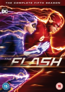 The Flash: The Complete Fifth Season, DVD DVD