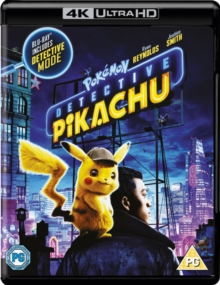 Pokémon Detective Pikachu, Blu-ray BluRay