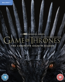 Game of Thrones: The Complete Eighth Season, Blu-ray BluRay
