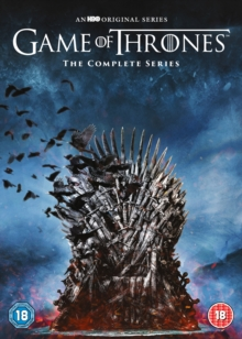 Game of Thrones: The Complete Series, DVD DVD