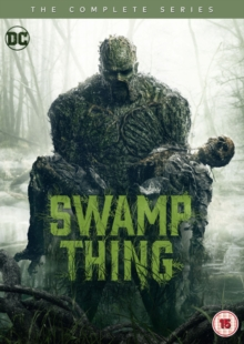 Swamp Thing: The Complete Series, DVD DVD