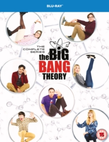 The Big Bang Theory: The Complete Series, Blu-ray BluRay
