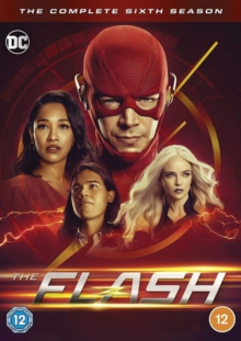 The Flash: The Complete Sixth Season, DVD DVD