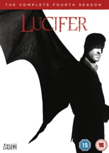 Lucifer: The Complete Fourth Season, DVD DVD