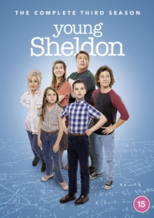 Young Sheldon: The Complete Third Season, DVD DVD