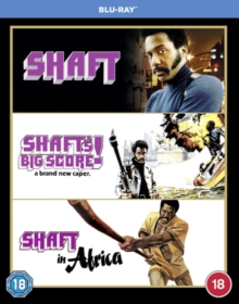 Shaft/Shaft's Big Score/Shaft in Africa, Blu-ray BluRay