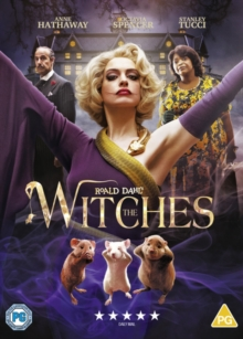 Roald Dahl's The Witches, DVD DVD