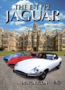 The E Type Jaguar - A Design Icon, DVD DVD