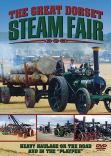 The Great Dorset Steam Fair: Heavy Haulage On the Road..., DVD DVD
