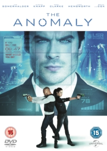 The Anomaly, DVD DVD
