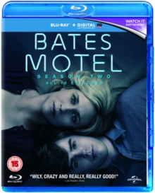 Bates Motel: Season 2, Blu-ray  BluRay
