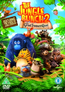 The Jungle Bunch 2: The Great Treasure Quest, DVD DVD