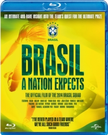 Brasil - A Nation Expects, Blu-ray  BluRay