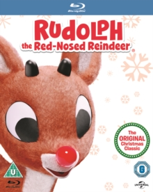 Rudolph the Red-nosed Reindeer, Blu-ray  BluRay