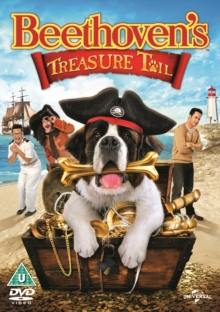 Beethoven's Treasure Tail, DVD  DVD