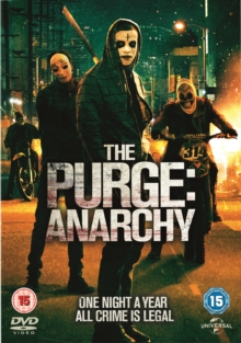 The Purge: Anarchy, DVD DVD
