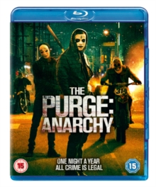 The Purge: Anarchy, Blu-ray BluRay