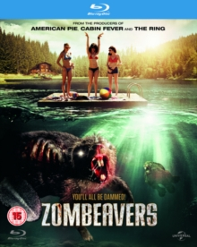 Zombeavers, Blu-ray  BluRay
