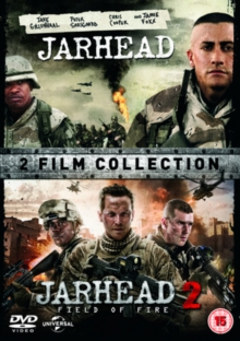 Jarhead/Jarhead 2 - Field of Fire, DVD  DVD