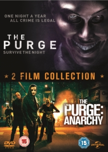 The Purge/The Purge: Anarchy, DVD DVD
