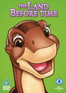 The Land Before Time, DVD DVD