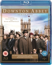 Downton Abbey: Series 5, Blu-ray  BluRay