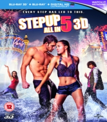 Step Up 5 - All In, Blu-ray  BluRay