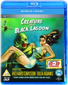 Creature from the Black Lagoon, Blu-ray  BluRay