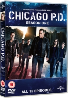 Chicago P.D.: Season One, DVD DVD