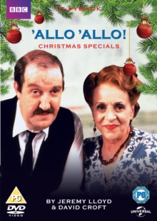 'Allo 'Allo: The Christmas Specials, DVD  DVD