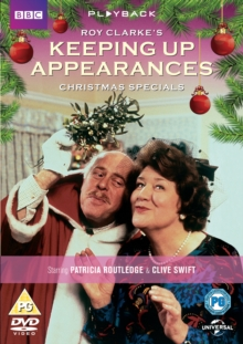 Keeping Up Appearances: The Christmas Specials, DVD  DVD