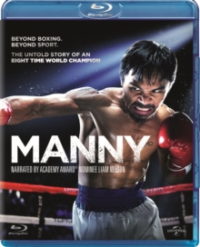 Manny, Blu-ray  BluRay