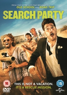 Search Party, DVD  DVD