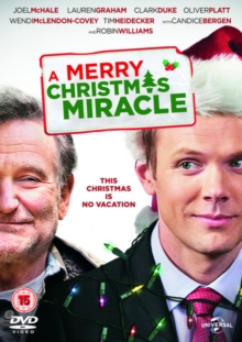 A   Merry Christmas Miracle, DVD DVD
