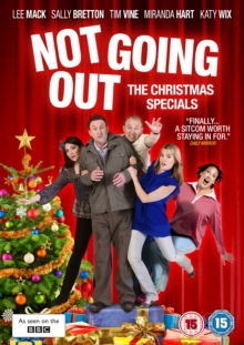 Not Going Out: The Christmas Specials, DVD  DVD