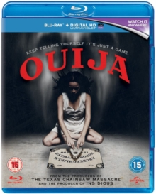 Ouija, Blu-ray  BluRay