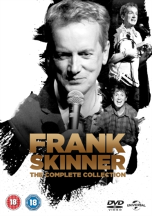 Frank Skinner: Live - The Complete Collection, DVD  DVD