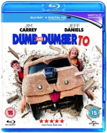 Dumb and Dumber To, Blu-ray  BluRay