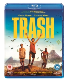 Trash, Blu-ray  BluRay