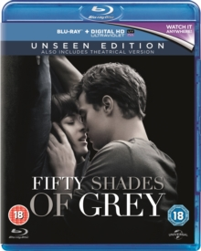 Fifty Shades of Grey - The Unseen Edition, Blu-ray  BluRay