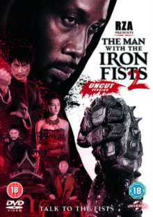 The Man With the Iron Fists 2 - Uncut, DVD DVD