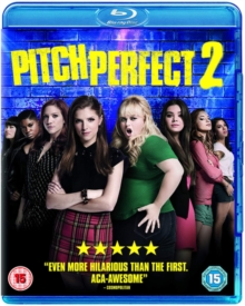 Pitch Perfect 2, Blu-ray  BluRay