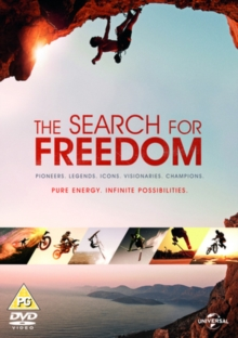 The Search for Freedom, DVD DVD