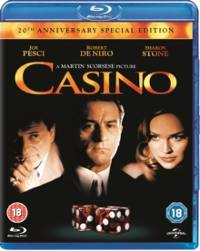 Casino, Blu-ray  BluRay