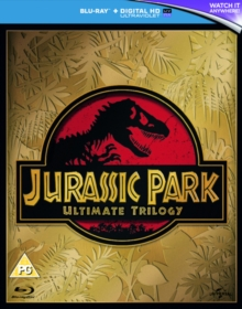 Jurassic Park/The Lost World - Jurassic Park/Jurassic Park 3, Blu-ray  BluRay
