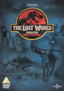 The Lost World - Jurassic Park 2, DVD DVD